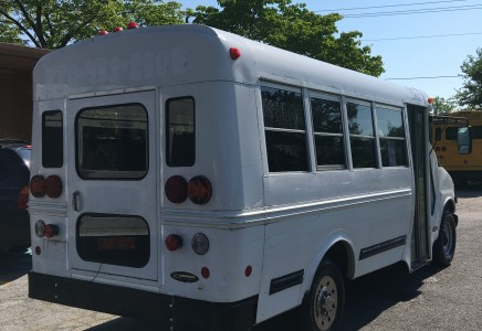 2002 Girardin Mfsab Ag564 Classic Bus Sales Used