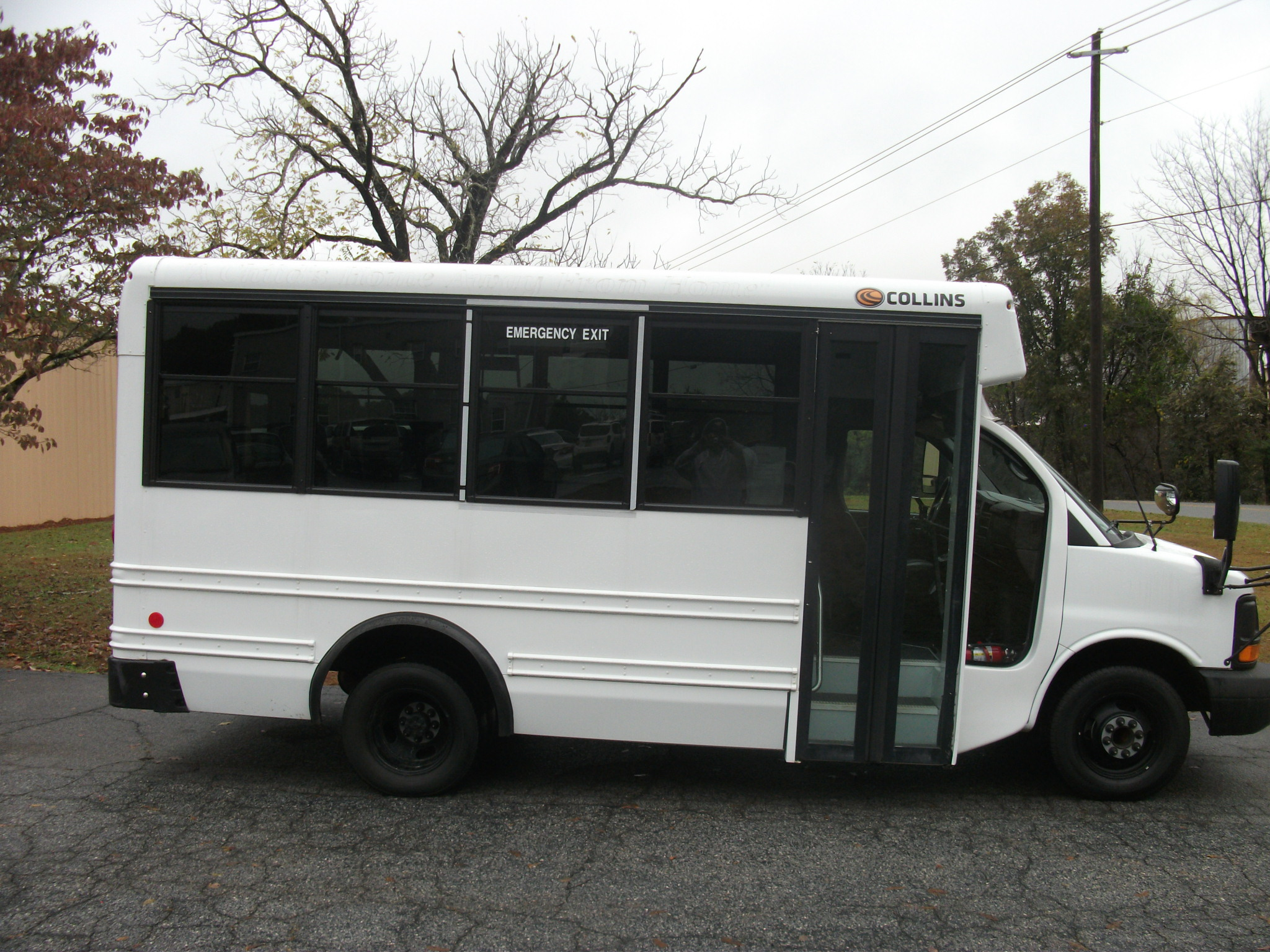 2015 Collins MFSAB - C-041 - Classic Bus Sales - Used Buses for Sale