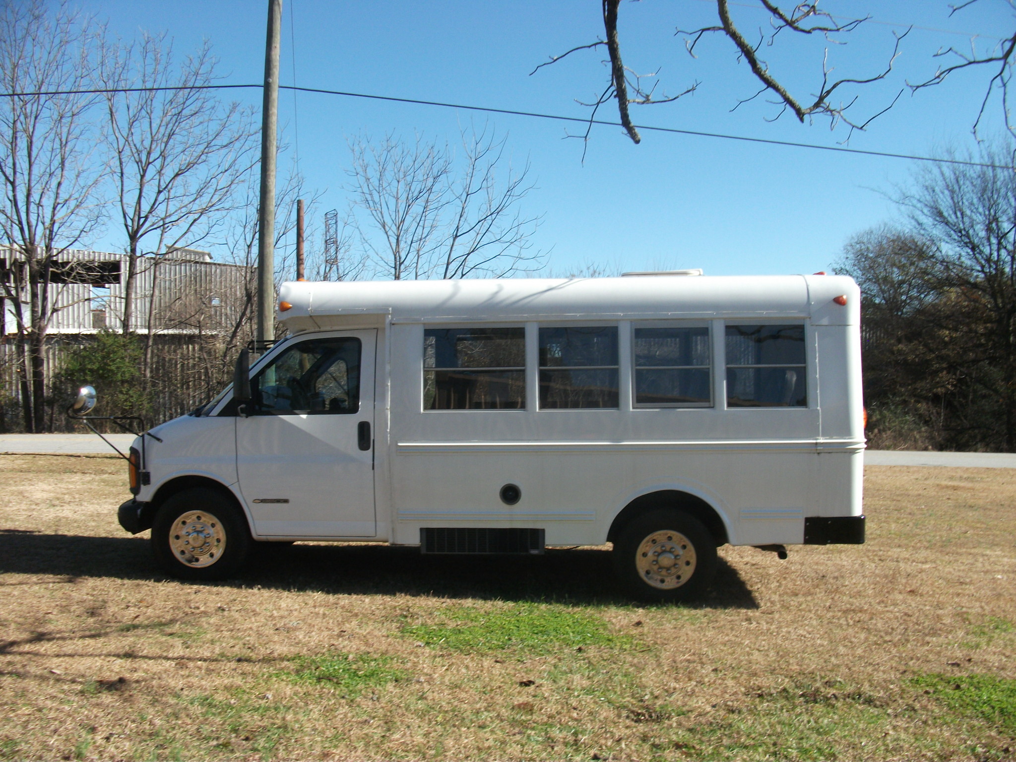 2002 Girardin Ah564 Classic Bus Sales Used Buses For