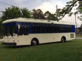 2018 Low-Floor Trolley - C035 - Classic Bus Sales - Used